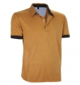 Polo Hals Short Honey- Tagart L