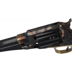 REWOLWER PIETTA 1858 REMINGTON NEW MODEL ARMY STEEL SHERIFF .44 FLUTED (RGACHSH44TC)